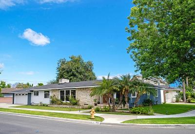 Long Beach Single Family Home Active Under Contract: 1860 North College Circle