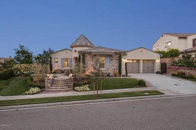 Moorpark Single Family Home For Sale: 7269 Rocky Top Circle