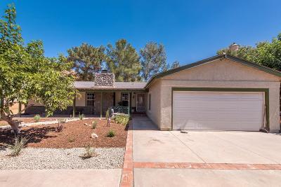 Acton Single Family Home For Sale: 2848 Calmgarden Road