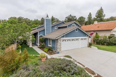 Thousand Oaks Single Family Home For Sale: 2479 Chaucer Place