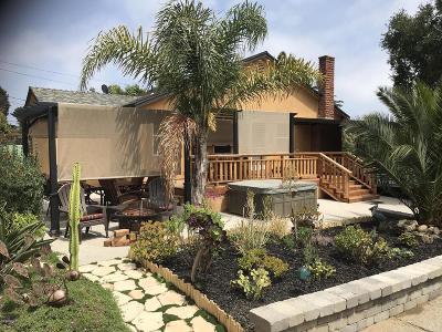 Camarillo Single Family Home For Sale: 970 Mission Terrace
