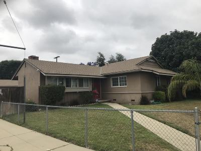 Mission Hills San Fernando Single Family Home Active Under Contract: 10331 Burnet Avenue