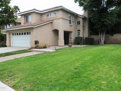 Simi Valley Single Family Home For Sale: 1268 Hobbit Court