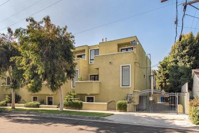 Studio City Condo/Townhouse For Sale: 4134 Tujunga Avenue #105