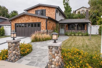 Agoura Hills Single Family Home For Sale: 30621 Sandtrap Drive