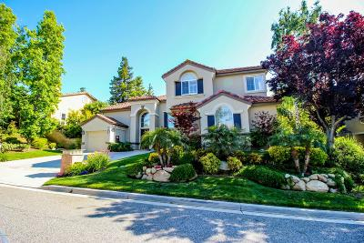 Simi Valley Single Family Home Active Under Contract: 170 Sycamore Grove Street