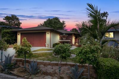 Thousand Oaks Single Family Home For Sale: 632 Benson Way