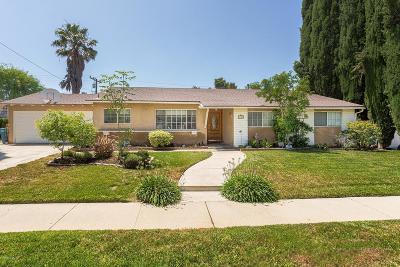Simi Valley Single Family Home For Sale: 4430 Presidio Drive