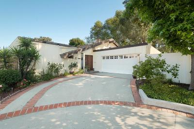 Westlake Village Single Family Home Active Under Contract: 1078 Barrow Court