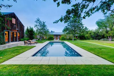 Ojai Single Family Home For Sale: 10580 Ojai Santa Paula Road