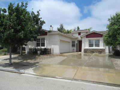 Ventura Single Family Home For Sale: 9693 Rio Grande Street
