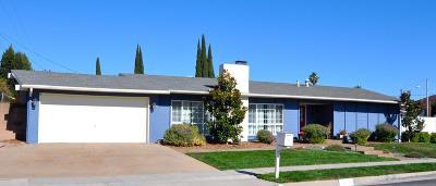 Thousand Oaks Single Family Home For Sale: 1374 Warwick Avenue