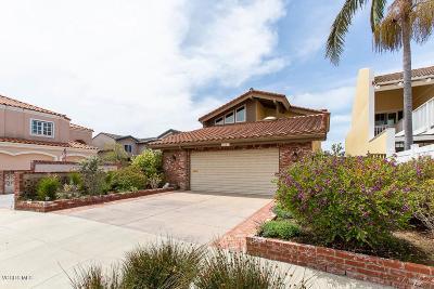 Oxnard Single Family Home Active Under Contract: 2121 Ravoli Drive