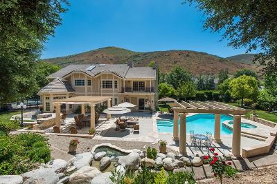 Westlake Village Single Family Home For Sale: 927 Country Valley Road