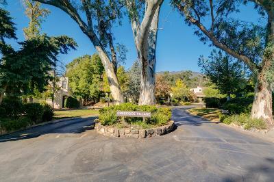 Ojai Condo/Townhouse For Sale: 1115 Creekside Way #B
