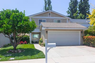 Agoura Hills Single Family Home For Sale: 5927 Lake Lindero Drive