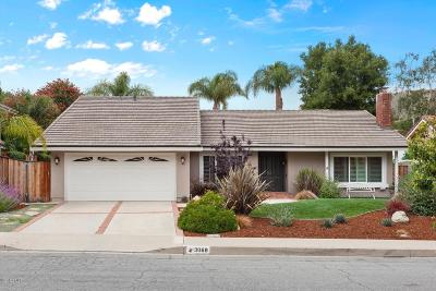 Westlake Village Single Family Home For Sale: 3068 Adirondack Court