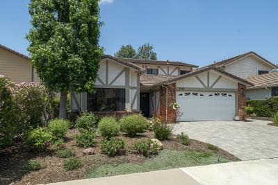 Agoura Hills Single Family Home Active Under Contract: 5545 Adelina Court