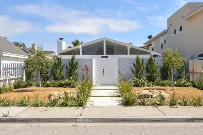 Oxnard Single Family Home For Sale: 5150 Whitecap Street