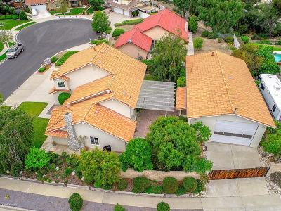 Moorpark Single Family Home For Sale: 4661 Adonis Place