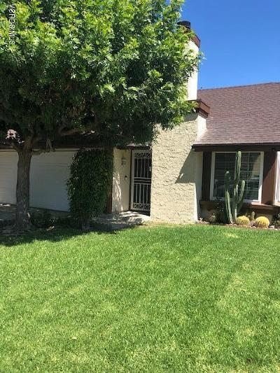 Fillmore Single Family Home For Sale: 639 Fernglen Circle