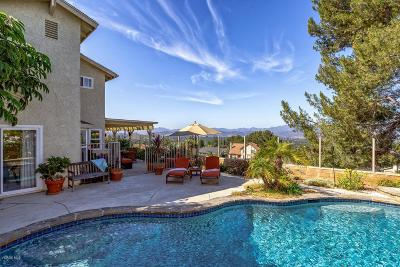 Thousand Oaks Single Family Home Active Under Contract: 1648 Eveningside Drive