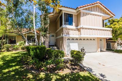 Moorpark Single Family Home For Sale: 4035 Cliffrose Avenue