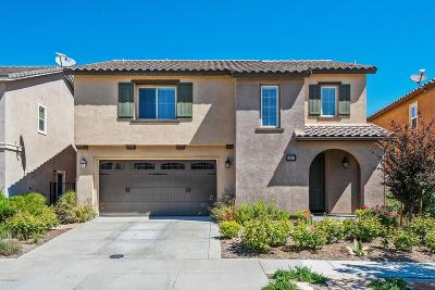 Moorpark Single Family Home For Sale: 13997 Fox Glove Drive
