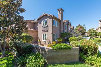 Newbury Park Condo/Townhouse For Sale: 1380 Ashton Park Lane
