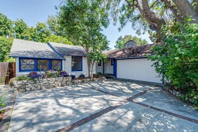 Tarzana Single Family Home For Sale: 5926 Cahill Avenue