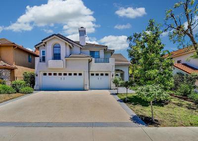 Agoura Hills Single Family Home Active Under Contract: 5642 Silver Valley Avenue