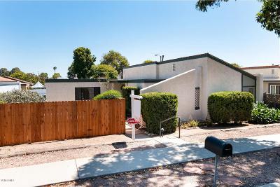 Ventura Single Family Home Active Under Contract: 5640 Aurora Drive