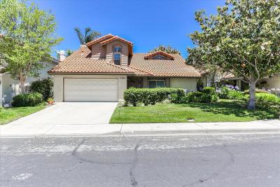 Moorpark Single Family Home Active Under Contract: 12315 Willow Forest Drive