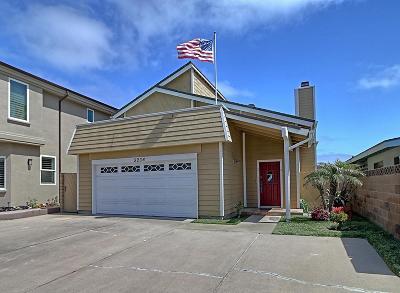 Oxnard Single Family Home For Sale: 5236 Sandpiper Way