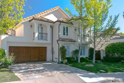 Westlake Village Single Family Home For Sale: 1288 Westwind Circle