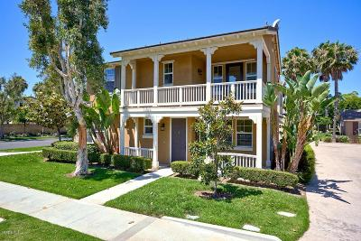 Camarillo Single Family Home For Sale: 387 Spring Park Road