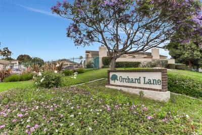 Ventura Condo/Townhouse For Sale: 5222 Teton Lane