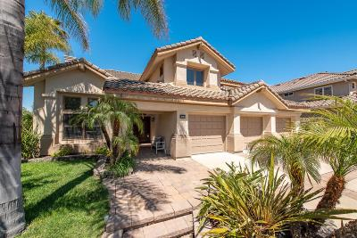 Simi Valley Single Family Home Active Under Contract: 625 Chippendale Avenue