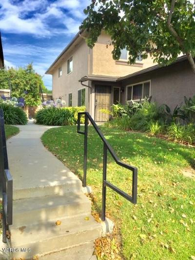 Simi Valley Condo/Townhouse Active Under Contract