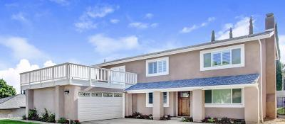 Simi Valley Single Family Home For Sale: 1849 Stoneman Street