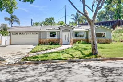 Thousand Oaks Single Family Home For Sale: 1245 Calle Pensamiento