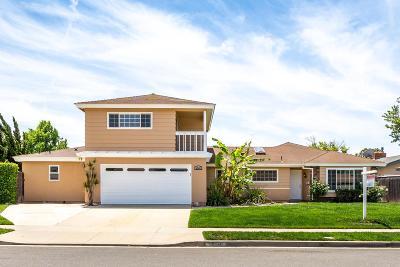 Camarillo Single Family Home For Sale: 4246 Croydon Avenue