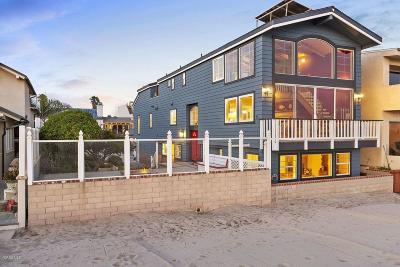 Oxnard Single Family Home For Sale: 215 Ocean Drive