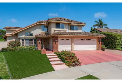 Oxnard Single Family Home For Sale: 1210 Yukonite Place