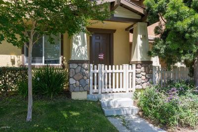 Oxnard Condo/Townhouse For Sale: 3378 Moss Landing Boulevard