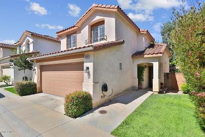 Simi Valley Single Family Home Active Under Contract: 539 Hooper Avenue