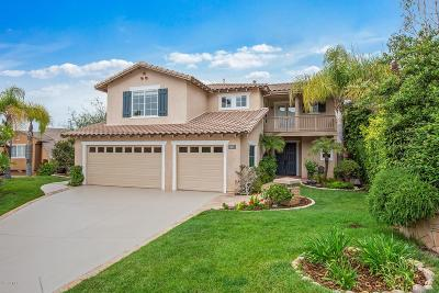 Thousand Oaks Single Family Home For Sale: 3353 Crossland Street