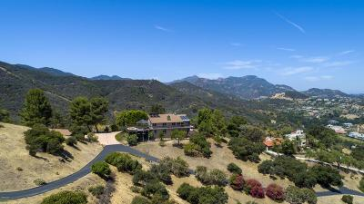 Westlake Village Single Family Home For Sale: 800 East Carlisle Road