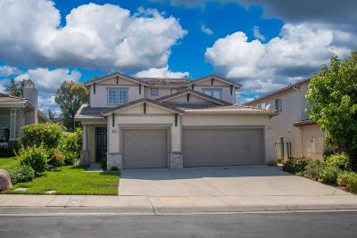 Newbury Park Single Family Home For Sale: 661 Camino De La Luz