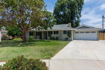 Thousand Oaks Single Family Home For Sale: 2384 Ingelow Court